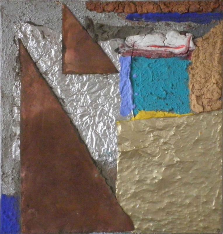Hannes Hofstetter, Mediterranean Reflexion, 1997