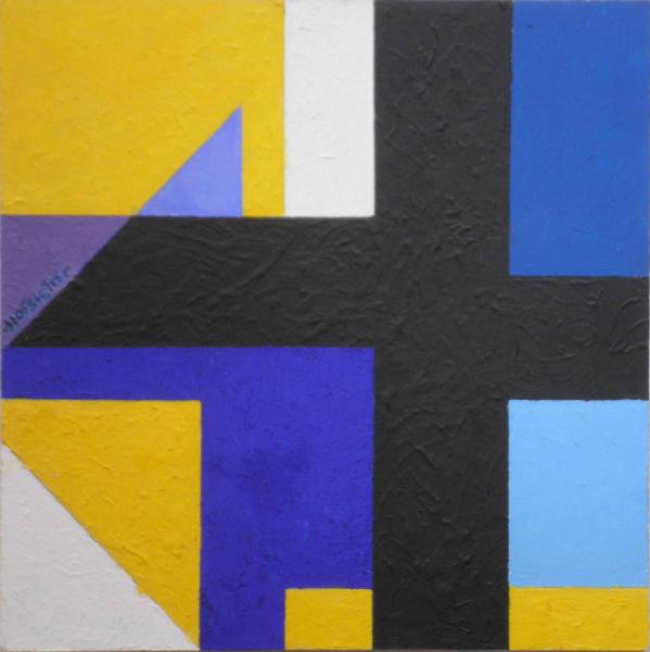 """Hannes Hofstetter, """"Delft I"""", 2015"""