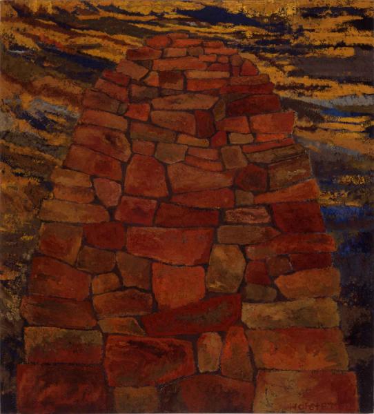 """Hannes Hofstetter, """"Tumulus I"""", 1994"""