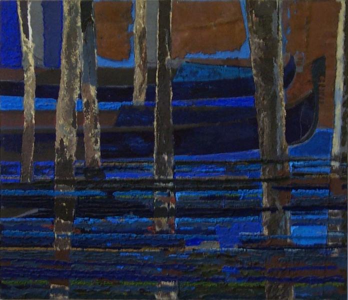 """Hannes Hofstetter, """"Hommage a Venezia"""", 1998"""