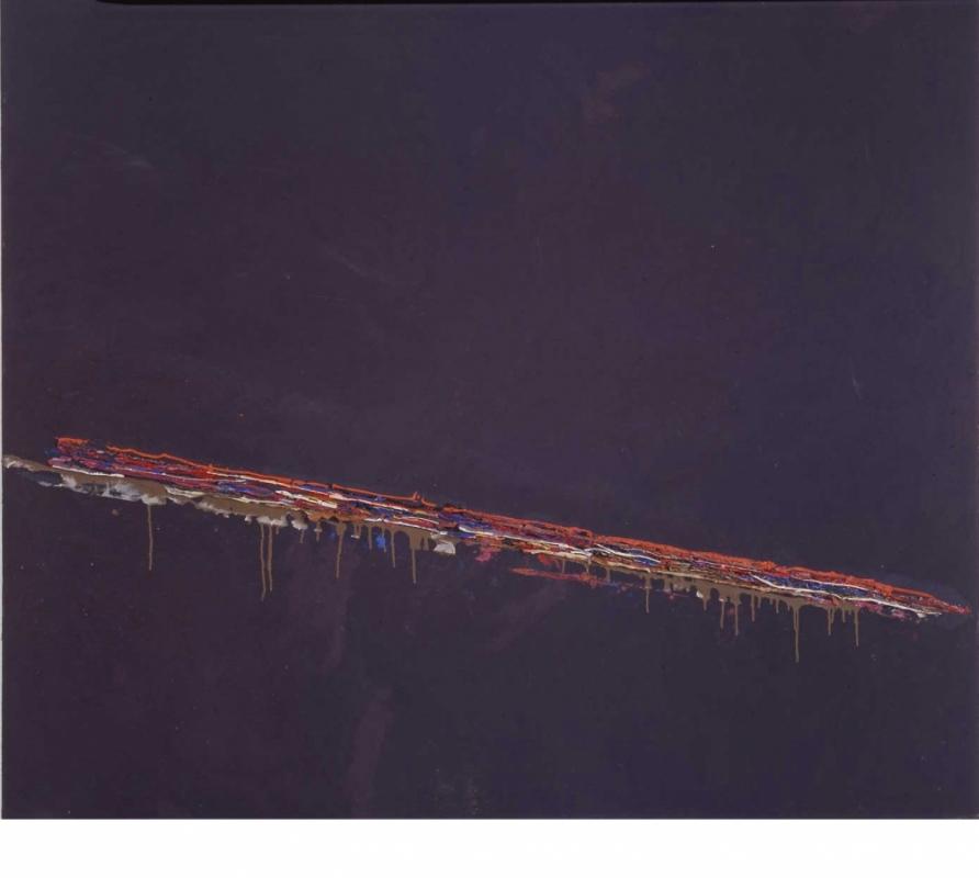 """Hannes Hofstetter """"Verklaerte Nacht"""",1989"""